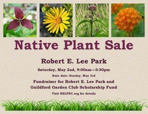 Native Plant Sale 2015