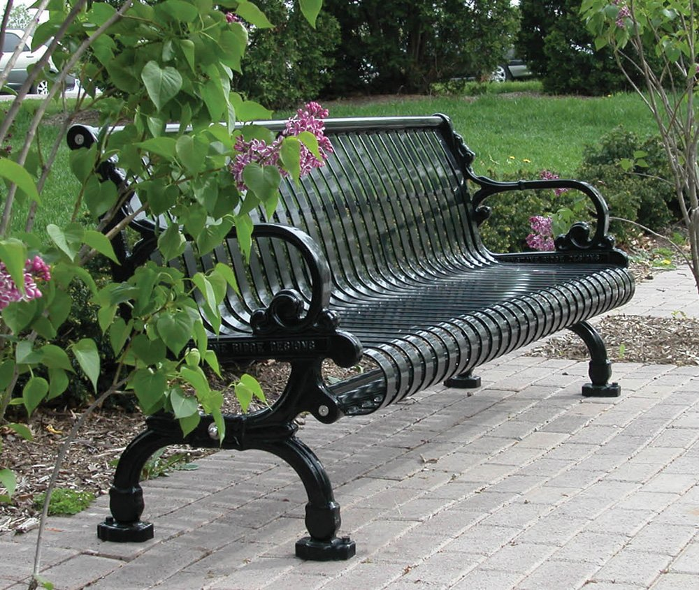 Lake Roland Nature Council Memorial Bench Program