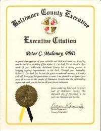 Founding member and president, Peter C. Maloney, PhD